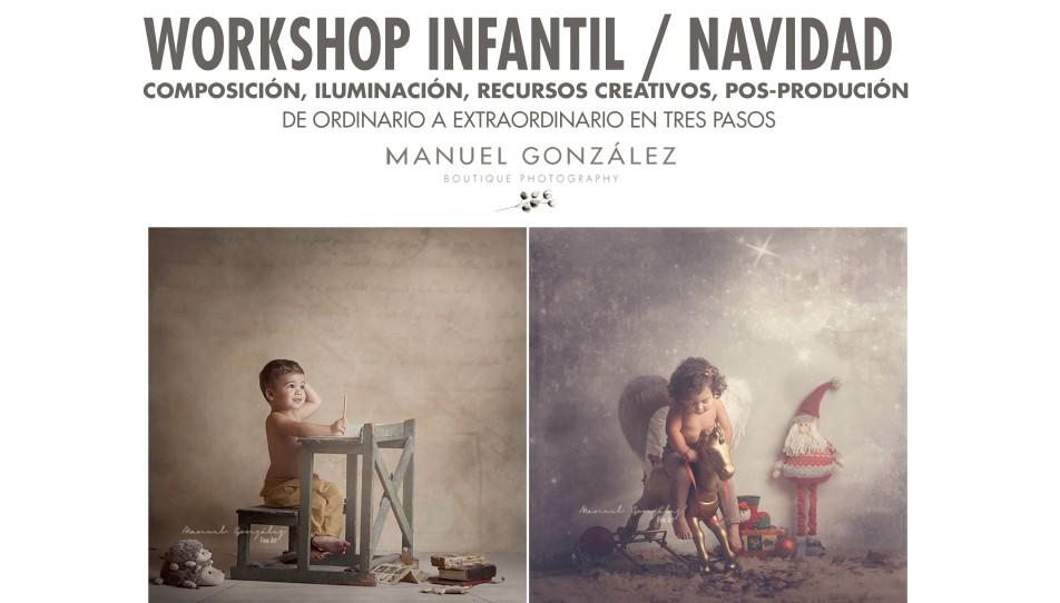 Workshop de Navidad con Manuel Gonzalez por AGRAFI