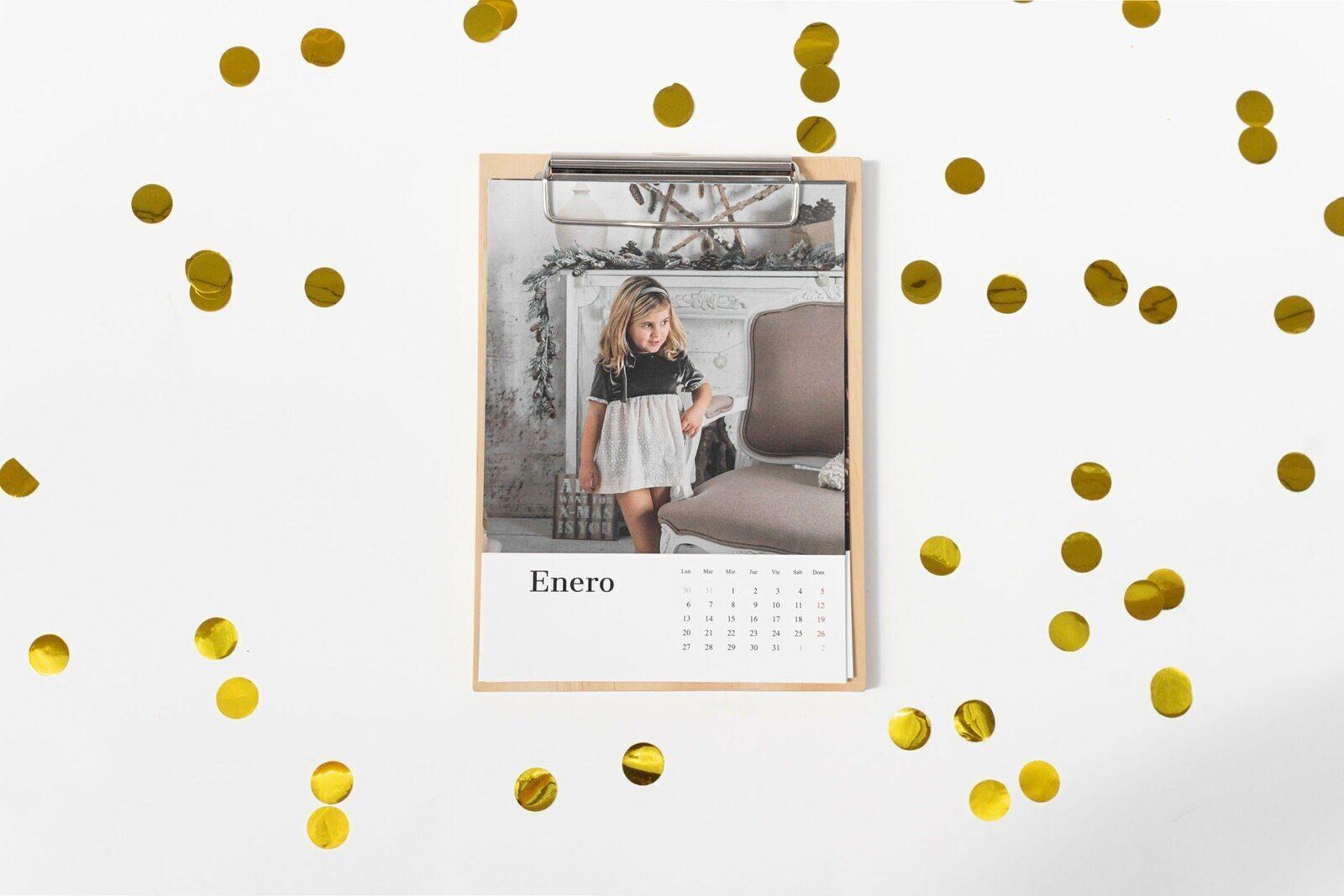 Calendario Tablero